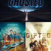 Fox Fall 2017 - The Orville, Ghosted, and The Gifted
